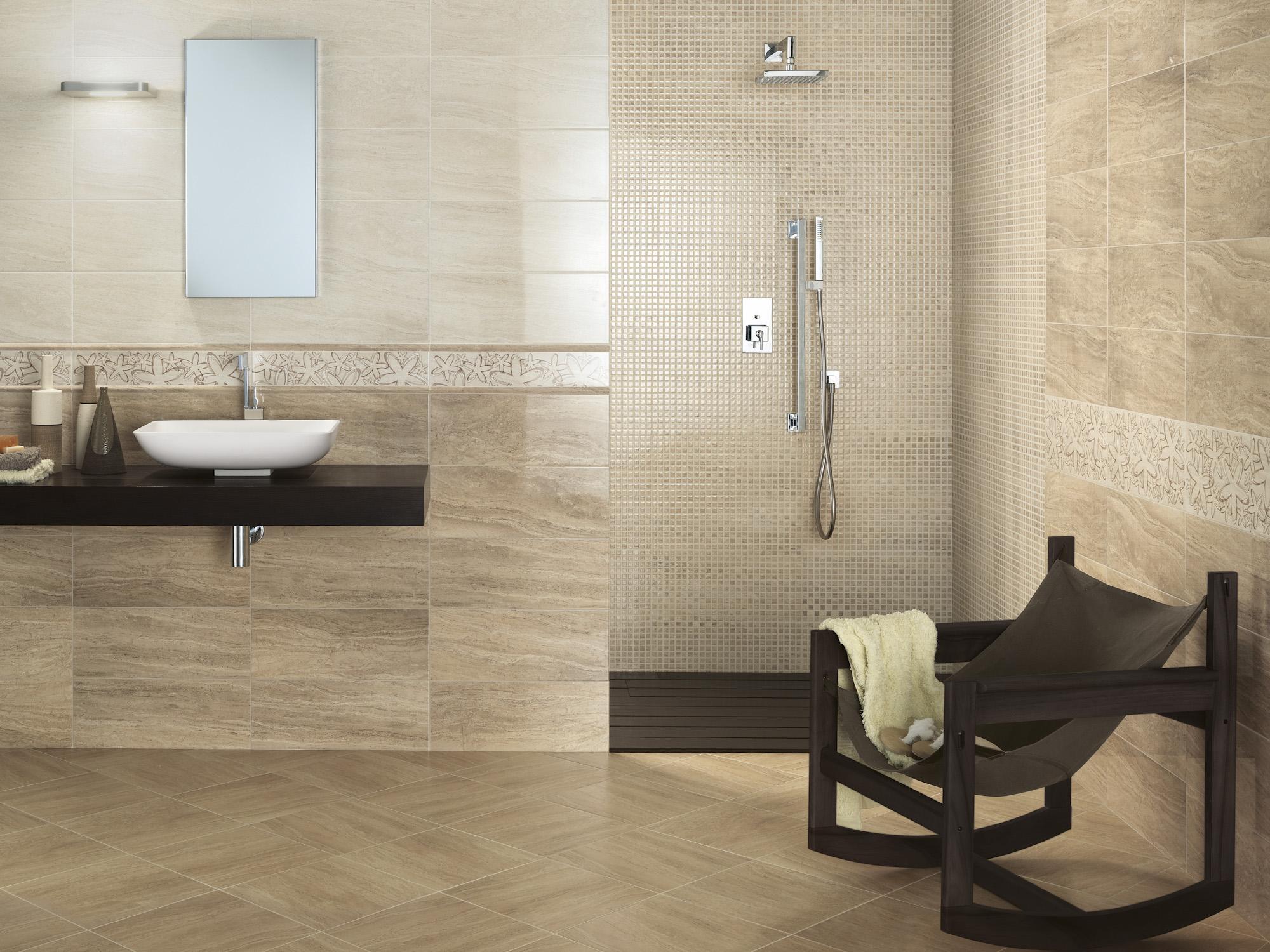 Ceramiche bagno. great pavimenti e bagno con stili di tendenza il