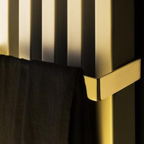 tubes radiatori moderno oro